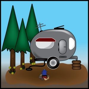 The 25 Best Camping Clipart Ideas On Pinterest