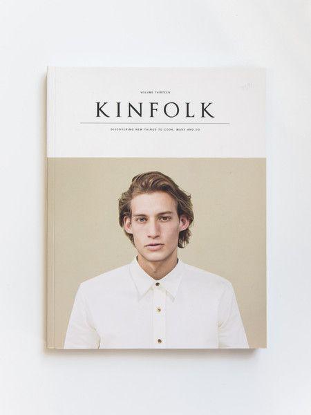 Issue 15 Kinfolk