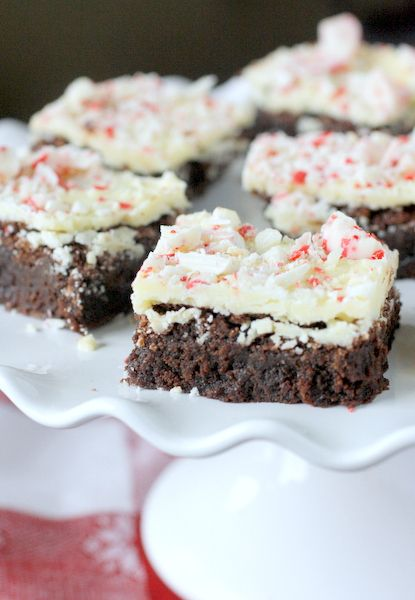 ... brownies on Pinterest | Frosted brownies, Milky way and Cake brownies