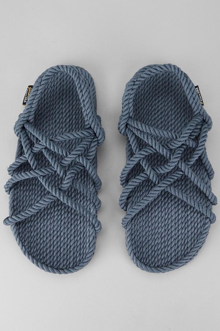 Burkman Bros X Gurkee's Rope Sandal  #UrbanOutfitters
