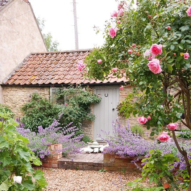 French Country Cottage Feature: 25+ Best Ideas About French Cottage Garden On Pinterest