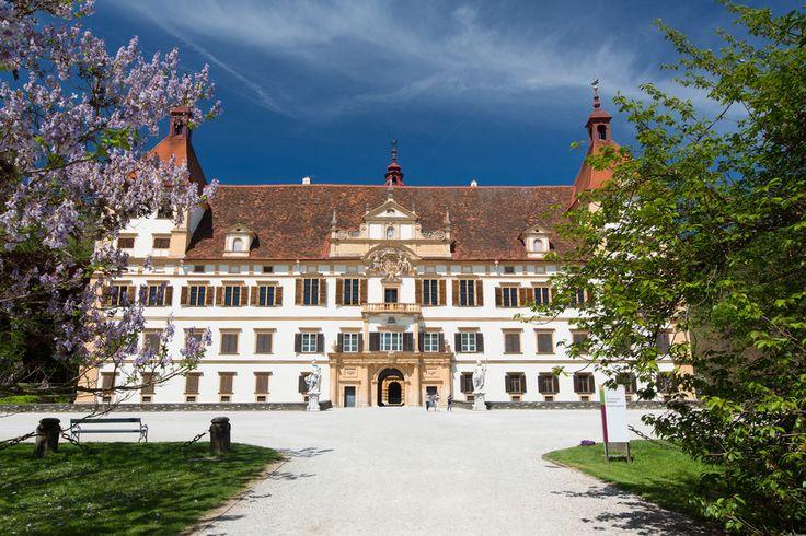 The castle Eggenberg Graz | Graz Tourismus