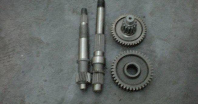 Автомобильные запчасти GY6 125 тип 150 двигателей полный набор передач