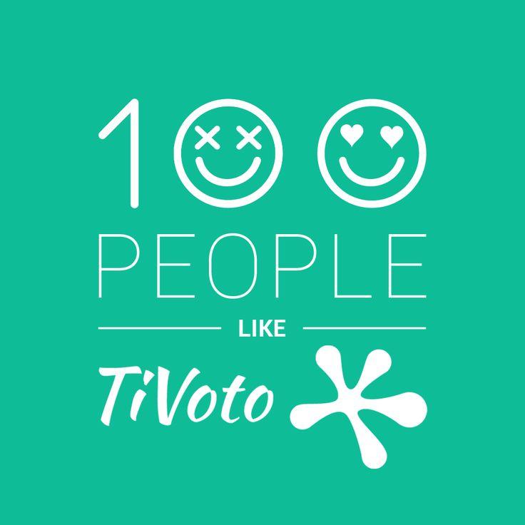 E siamo già più di 100 su facebook!  Grazie a tutti :)