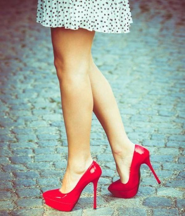 1000  ideas about Comfortable High Heels on Pinterest | Crazy high
