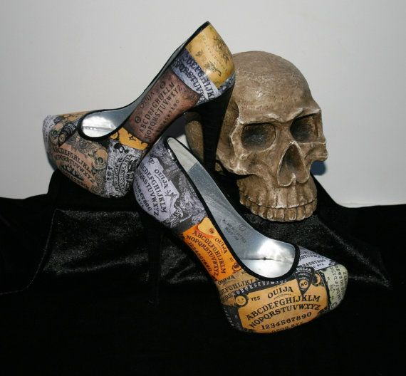 Hey, I found this really awesome Etsy listing at https://www.etsy.com/listing/200513608/ouija-heels-ouija-board-heels-halloween