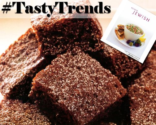 """#TastyTrends: Celebrate Rosh Hashanah with traditional Lekach """"Honey Cake."""" The recipe is on page 166. http://ow.ly/RHuey"""