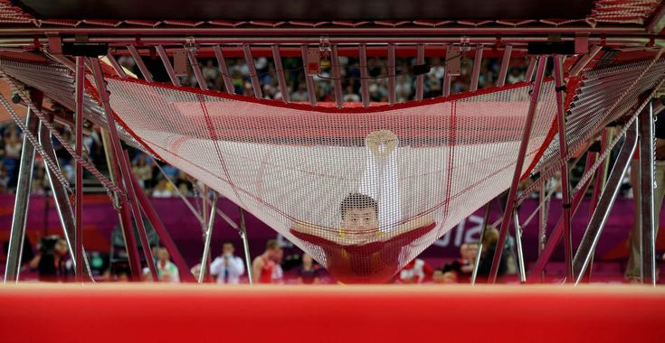 olympic trampolin - Google Search