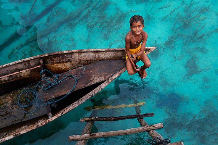 Foto - Veel water in Bangladesh.