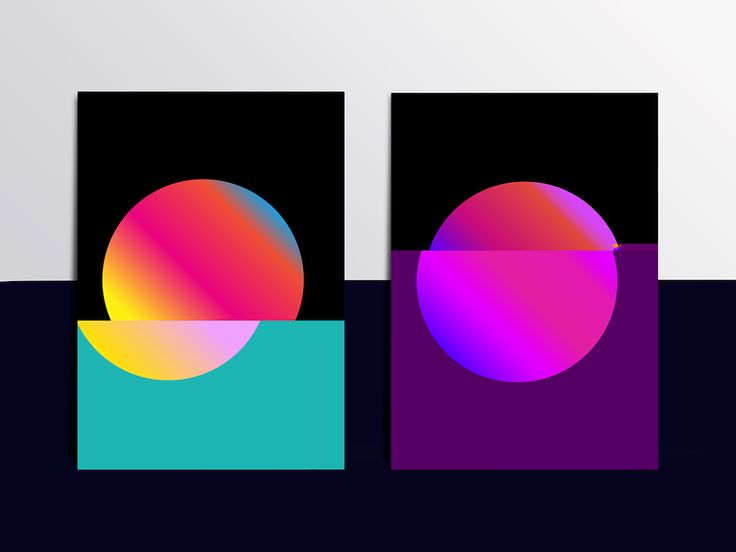 Dancing Type + Glitchy Gradients, Munich's Most Exciting Young Design Studio Moby Digg is Always on the Move | Eye on Design
