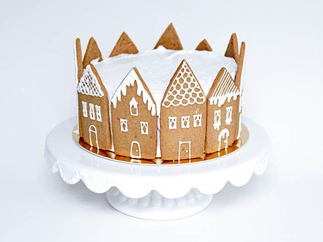 Le gâteau des fêtes de fin d'année by Pâtisserie Chez Bogato 7 rue Liancourt, Paris 14e. Ouvert du mardi au samedi de 10h à 19h. Tel. 01 40 47 03 51.