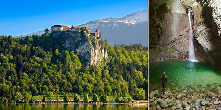 """""""Vackrare än Prag"""" – 15 höjdpunkter i Slovenien – Omni"""