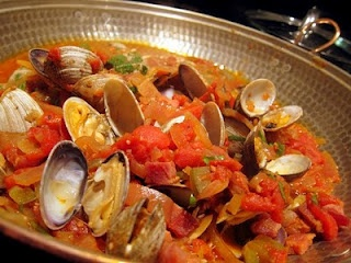 Cataplana -- A traditional Portuguese dish