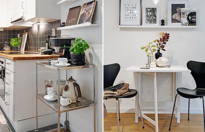 Her på redaktionen bor de fleste af os i mindre lejligheder i København, og vi har derfor ikke meget plads, at gøre godt med. Et af de rum, som blandt andet er af få kvadratmeter er soveværelset, men hvordan indretter man lige sådan ét? Det giver vi dig svaret på her. Nemme opdelinger Bor du i en 1-værelses lejlighed? Så er der også rig mulighed for at dele rummet op. Lad dig inspirere af billedet ovenfor, hvor rummet er blevet opdelt med et gardin – en nem og billig løsning. Højder giver…