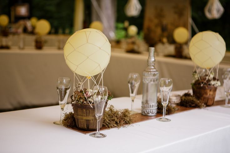 1000 ideas about balloon centerpieces wedding on. Black Bedroom Furniture Sets. Home Design Ideas