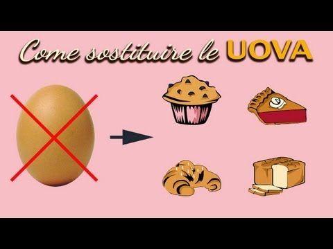 Come sostituire le uova (nelle preparazioni vegan e non solo)