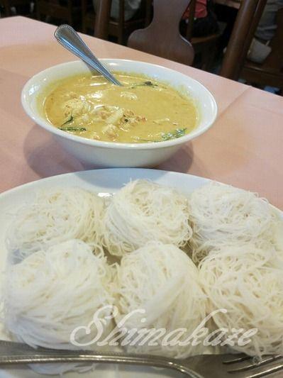 プーケットタウン*Rayaでゲンプーを食う!これぞ本場の味★★Raya Thai Cuisine