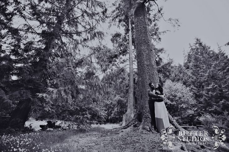 E-Session at Buntzen Lake - by Butter Studios