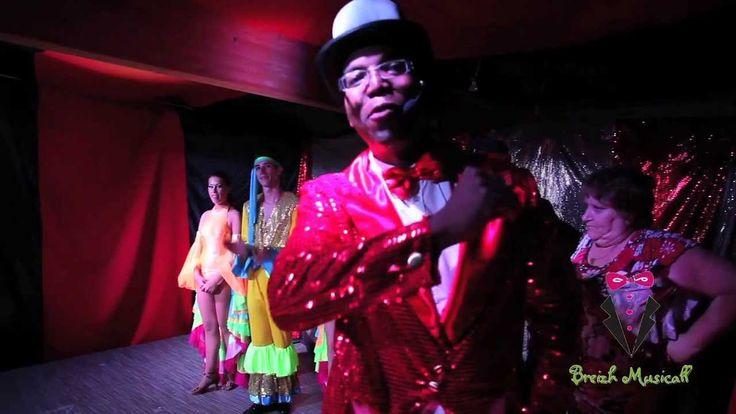 Cabaret Breizh Musicall au camping du Goulet à Brest dans le Finistère