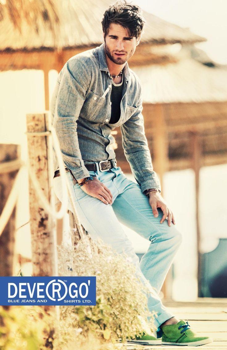 men's fashion & style - Devergo S/S 2013 lookbook