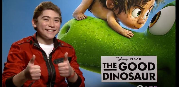Raymond Ochoawho voices Arlo in the newDisney/Pixaranimated feature,The Good Dinosaur had a delightful chat with our lovely Holahollywood correspondent, Michelle Vargas. At just 14 years ...