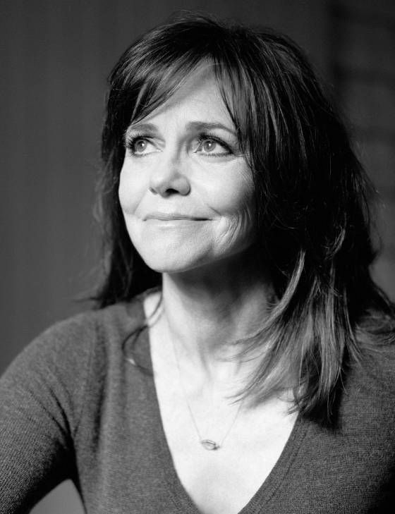 Sally Field. I aspire to be at least half as beautiful when I'm her age! :)