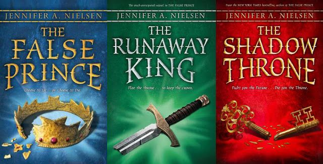 """Delicious Reads: Book Club ideas for """"THE FALSE PRINCE"""" by Jennifer Nielson"""