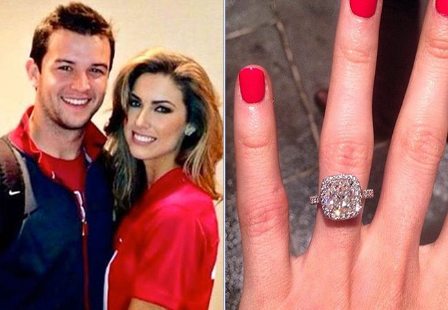 See Katherine Webb's Engagement Ring! (And Get the Look)