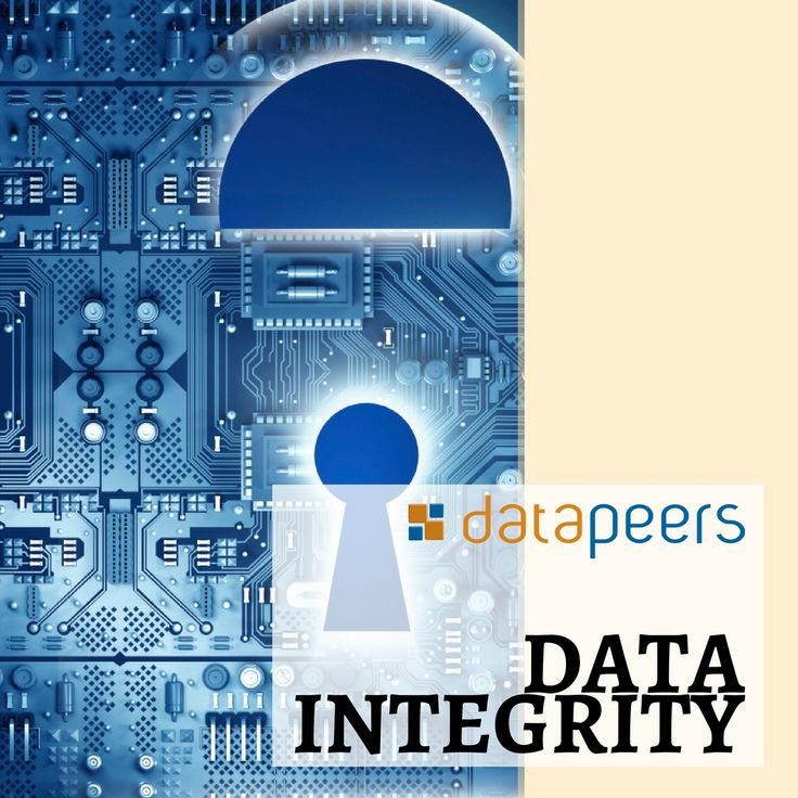 Data integrity is essential to preserve the data  #data #bigdata #dataintegrity #companies