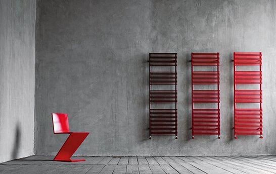 Tutto parte dalle forme più semplici - www.gasparinionline.it #Tubes Radiatori Basics 14 #design #casa
