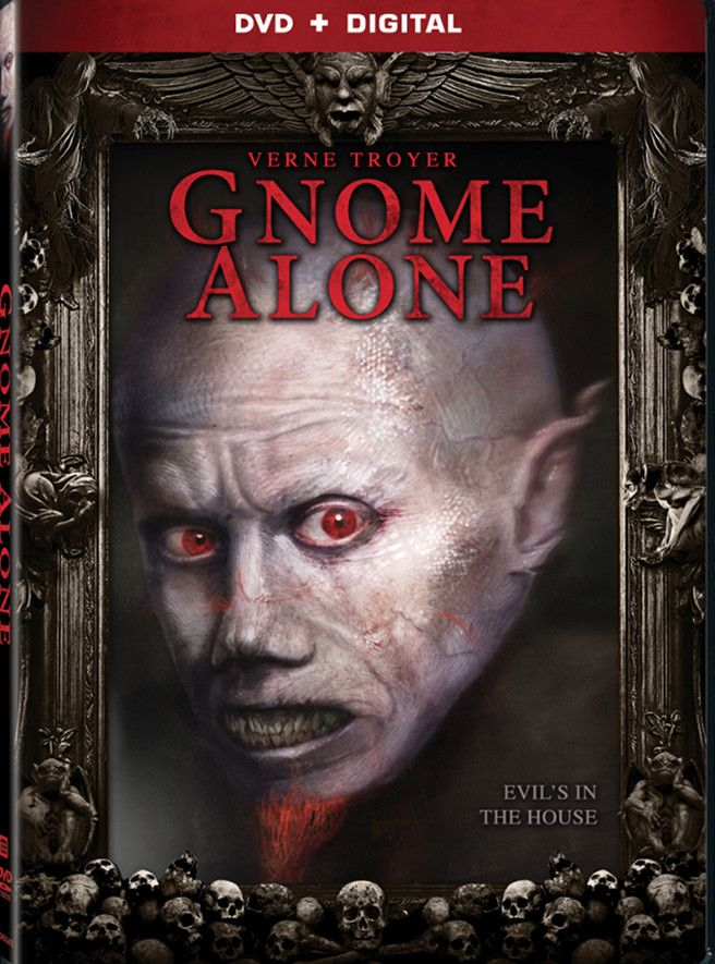 Official Trailer for Gnome Alone