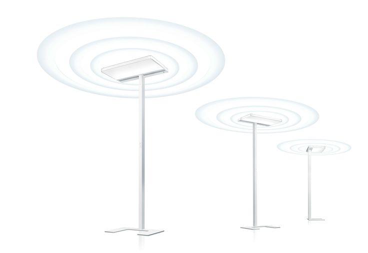6 lamp podłogowych do biura rekomendowanych przez Lux Magazyn