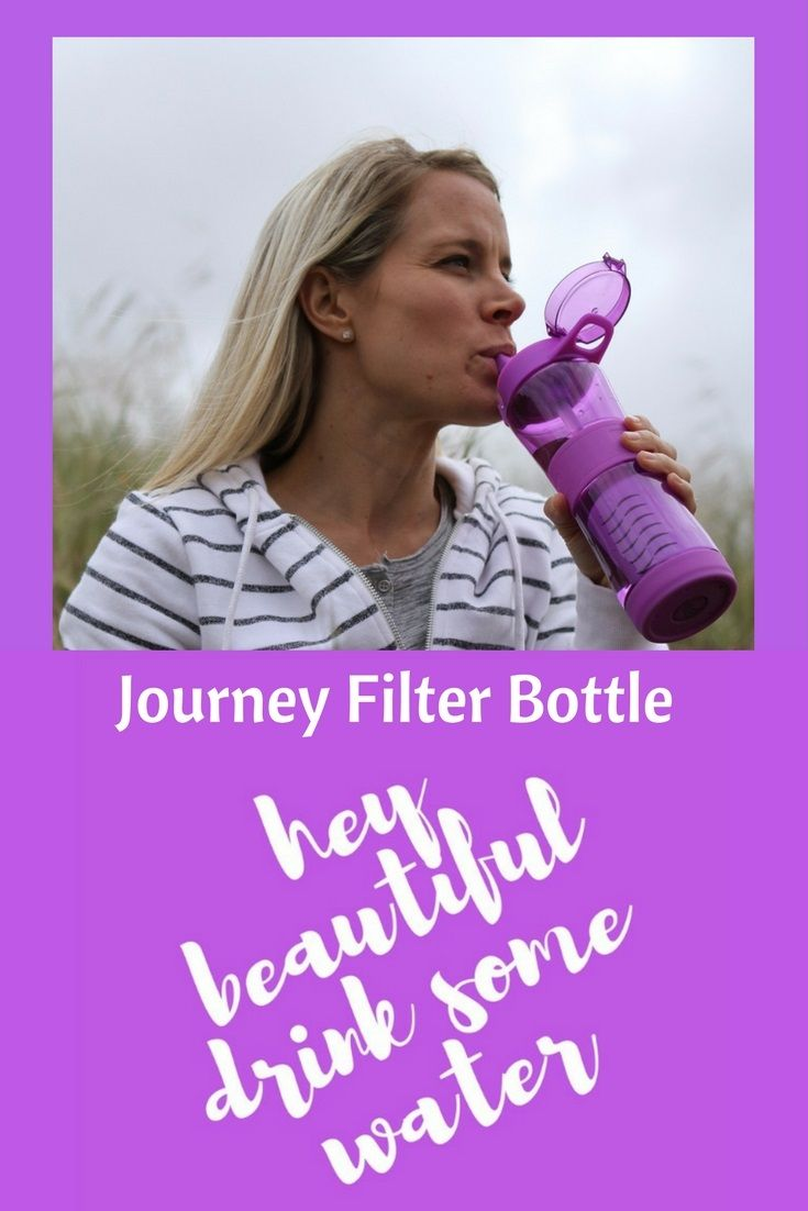 Looking for the best filter water bottle? We think the Journey™ Water Filter Bottle is the ONE! This filter bottle has been rigorously tested for 4 years; removes bacteria, virus, protozoan & other toxins from ANY non salt water source. Use the Journey™ Water Filter Bottle everyday, on outdoor adventures, & for survival. Sagan water filter tests results have been performed by independent water laboratories and posted on our site. The best water filter you can buy for your personal water…