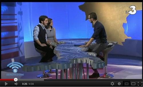 NextStyler on Generazione S La3 Tv http://blog.maisonacademia.com/nextstyler-on-generazione-s-la3-tv/