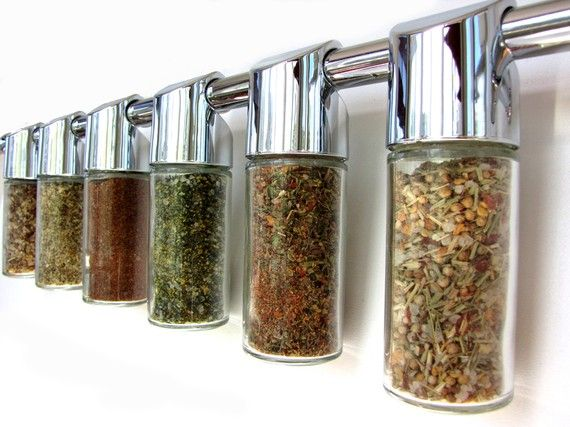 featured in REAL SIMPLE totemspice spice rack by purposedesign, $55.00