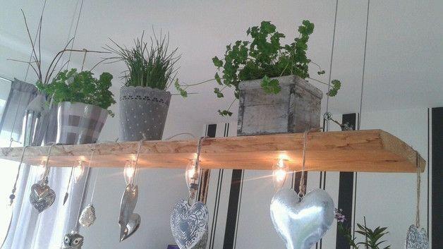 Hängelampen - 120 cm Hängeleuchte,Pendelleuchte,Deckenleuchte - ein Designerstück von Woodbox-Designs bei DaWanda