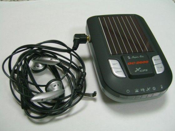 レーダー探知機/バイク用イヤホン化改造-2 ~ユピテル スーパーキャット GC2600~
