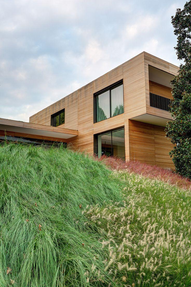 Fabulous villa in legno e casa di design casa in legno di lusso struttura with colorare casa esterno - Colorare casa esterno ...