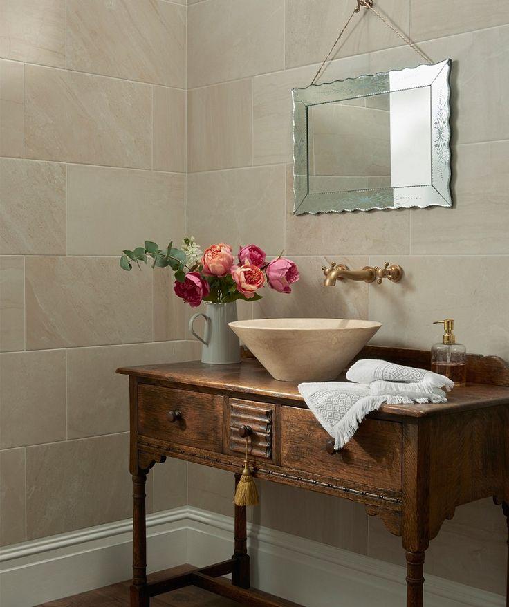 Variato™ Blonde Tile   Topps Tiles