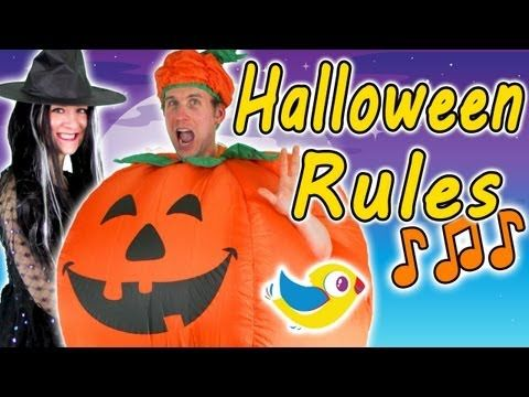 halloween rules kids halloween song 259 - Kids At Halloween