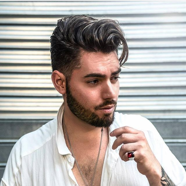 @danielo_costa looking great in our titanium silver and red stone ring. A stylish ring that compliments your lifestyle. Free Shipping World Wide. Browse our collection today.