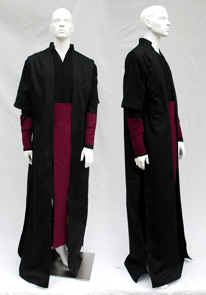 Custom Sith Style Outfit