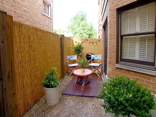 81 best side yard ideas images on pinterest for Balcony zen garden ideas