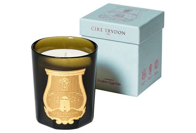 Light this classic African-inspired Abd El Kader candle from Cire Trudon during your next bath for a seriously inspired soak!