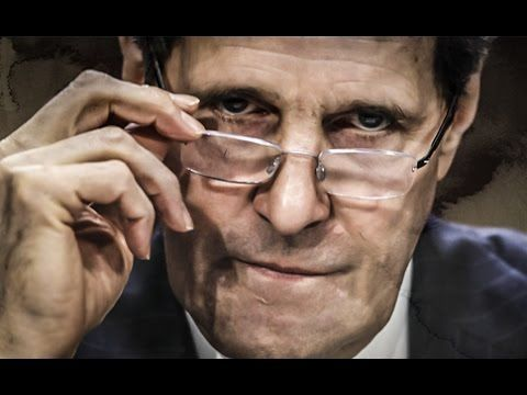 "John kerry calls for open borders NWO I know what it's like to be told to shut up.. I married someone who has pointed the finger..come towards me.. And said ""shut your mouth"" too many times to count ..and terrified.  I was left once again with no voice. You daughters..nieces..  are headed towards the same future. #saudiarabia #opression #newworldorder #onegovernment #mustwatch"