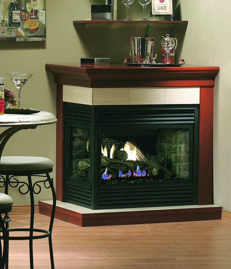Create an elegant and warm focal point in your home. Choose from a variety of decorative options, including log sets, to create your own distinctive appearance and be assured of complete safety, comfort and long lasting value from a manufacturer of wood and gas fireplaces with more than 30 years of experience.