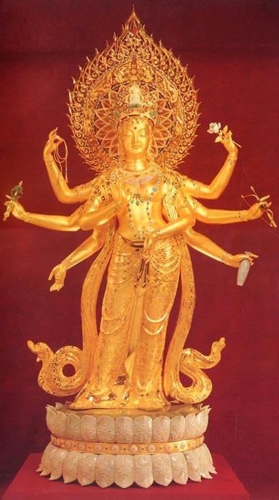 Amoghapasa-avalokitesvara Bodhisattva