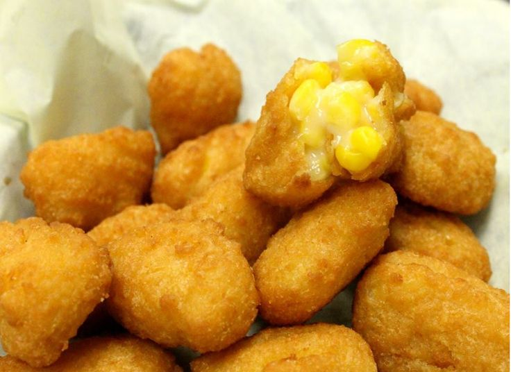 best of cooking: Corn Nuggets | Recipes | Pinterest