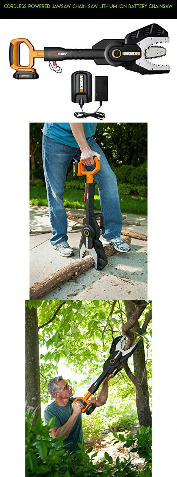 Cordless Powered Jawsaw Chain Saw Lithium Ion Battery Chainsaw #products #parts #india #trimmers #in #racing #technology #tech #gadgets #drone #shopping #kit #plans #camera #fpv