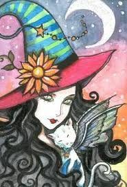 Resultado de imagen para hechiceras brujas blancas